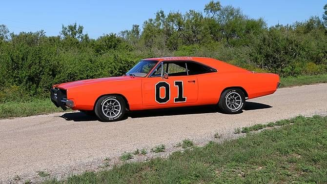 1969 Dodge Charger Offered For Auction 1788100 Dodge Charger General Lee 1969 Dodge Charger