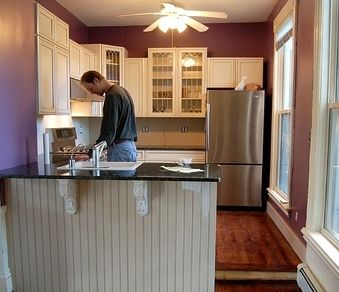 Awesome How To Add Wainscoting To A Cabinet