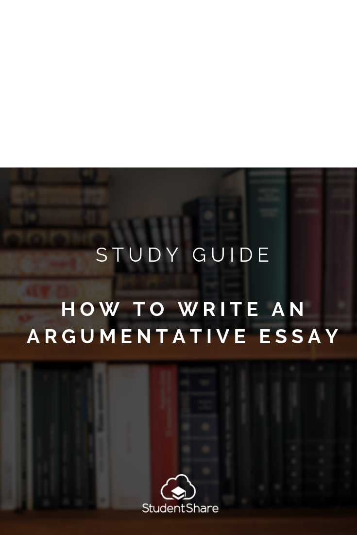 An Essay On English Language Download Study Guide How To Write An Argumentative Essay At Https Health Essay Writing also Custom Writing Service Uk Pin By Studentshare On Essay Examples  Pinterest  Essay Examples  Do My Computer Assignment
