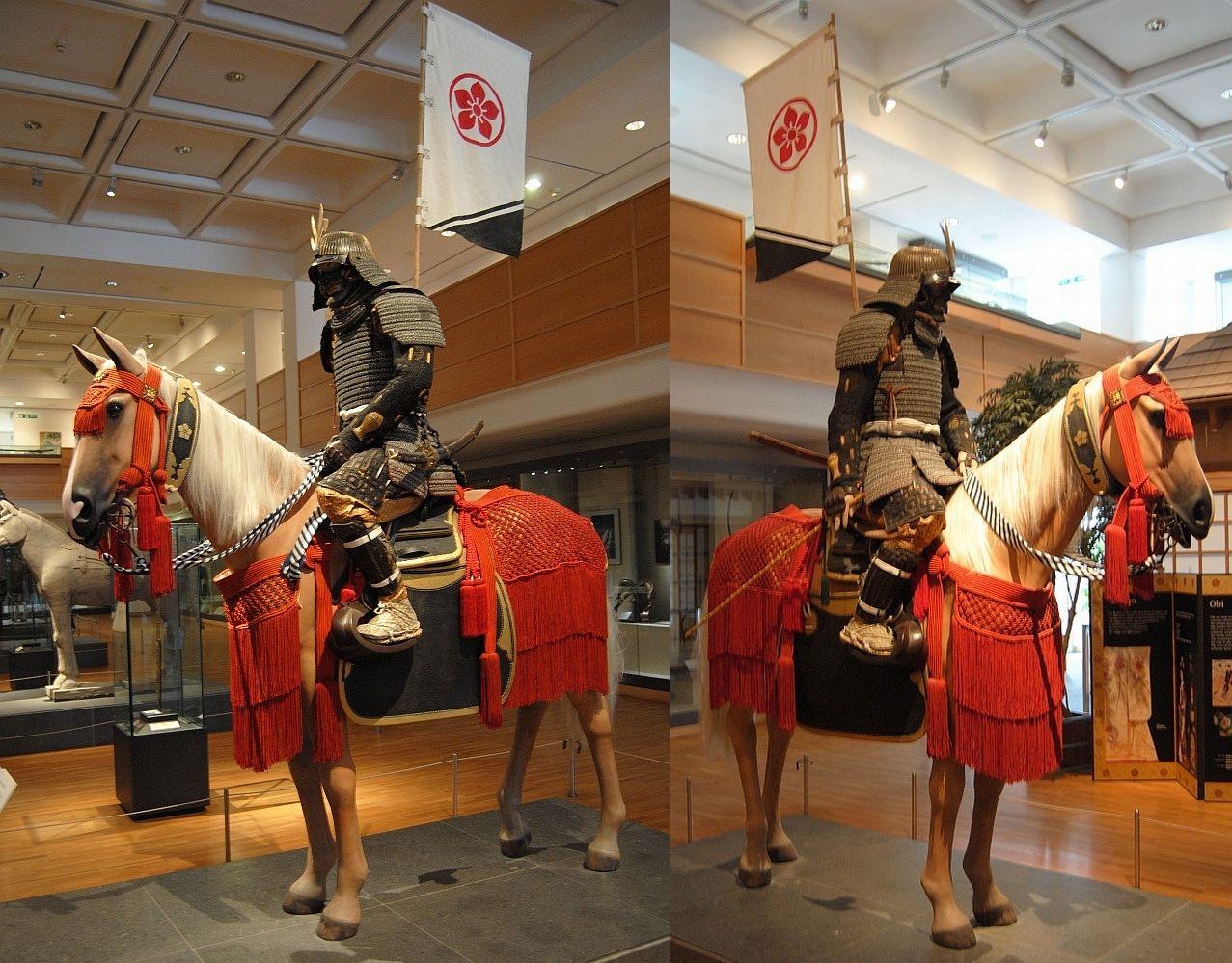 подходе увидел, конный самурай картинки изготавливается той