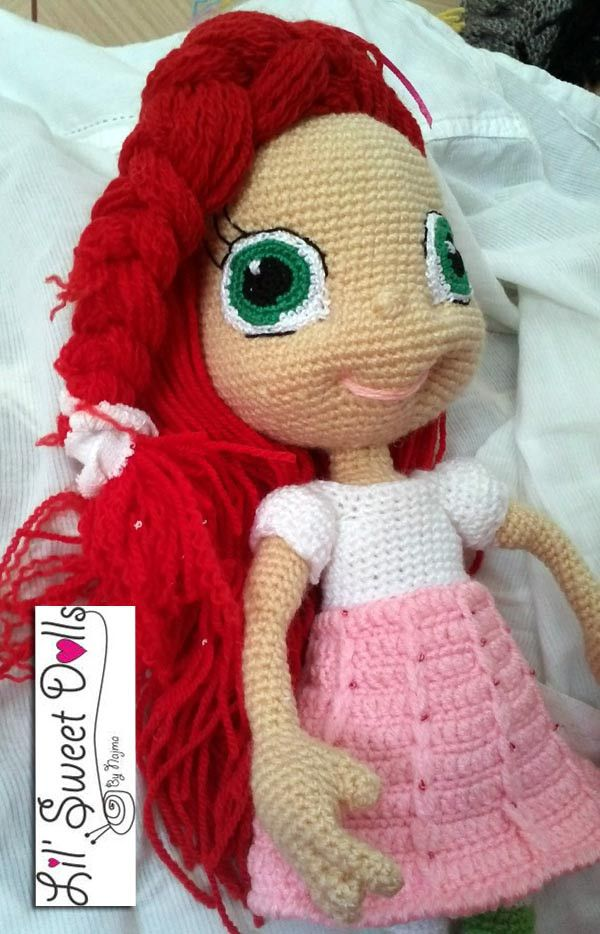 OJOS TEJIDOS ¡¡¡¡¡ crochet doll toy amigurumi | amigurumi ...