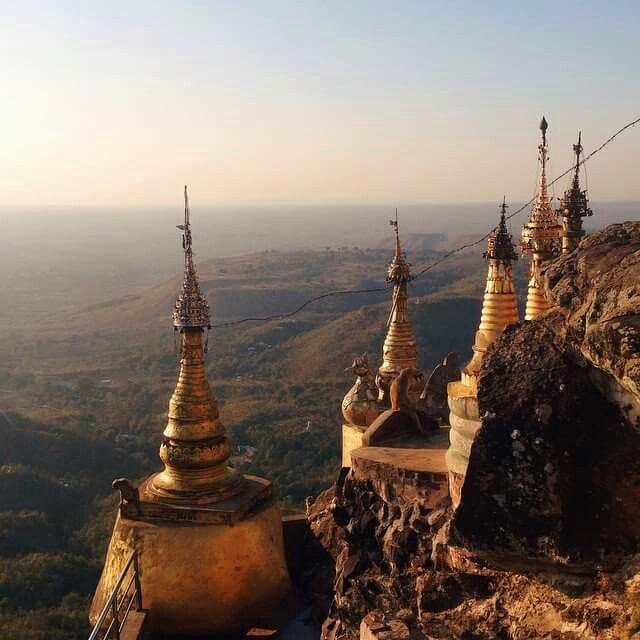 @Toung Kalat Myanmar