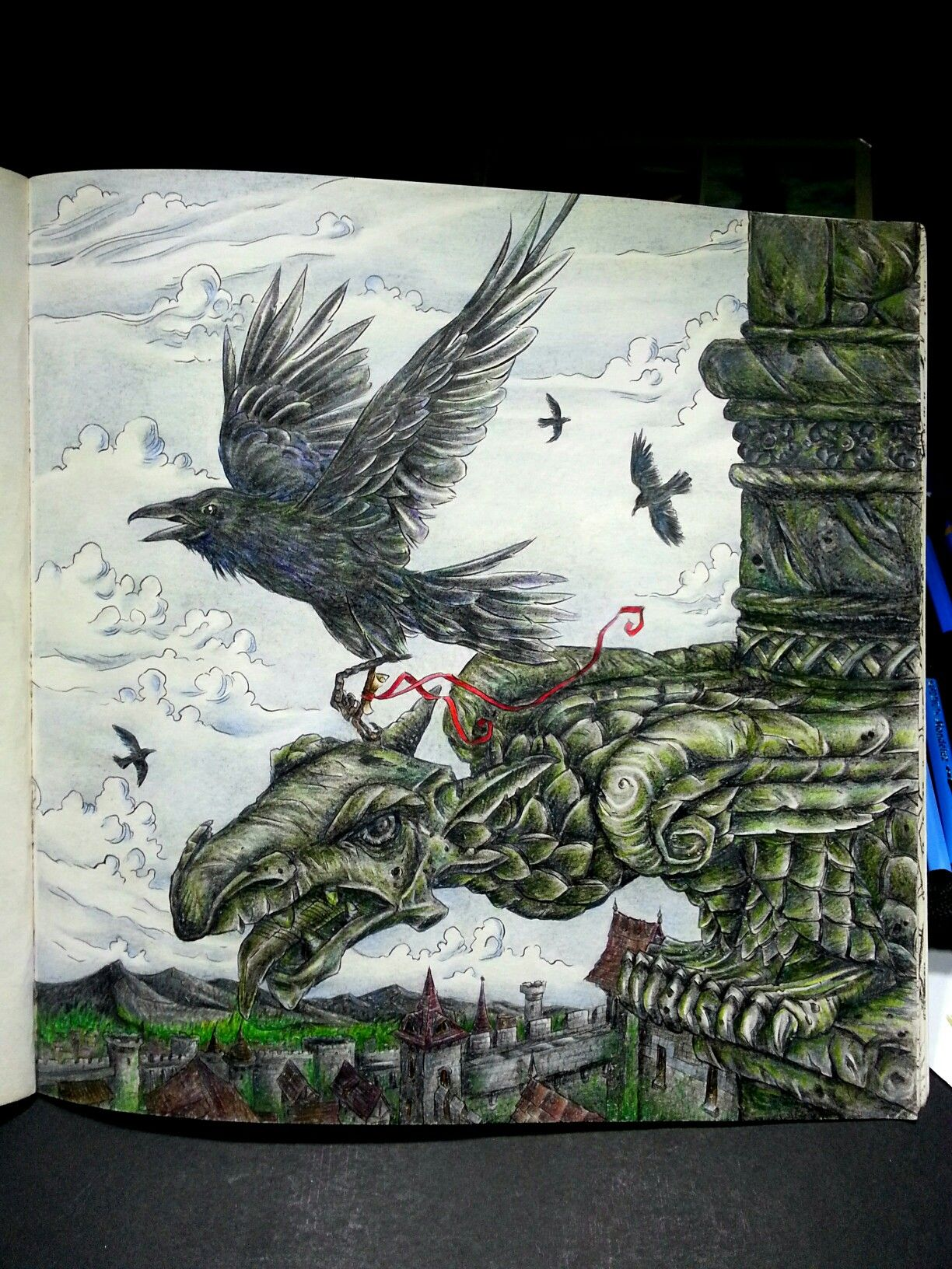 Game of thrones coloring book   Game of Thrones Malbuch ...