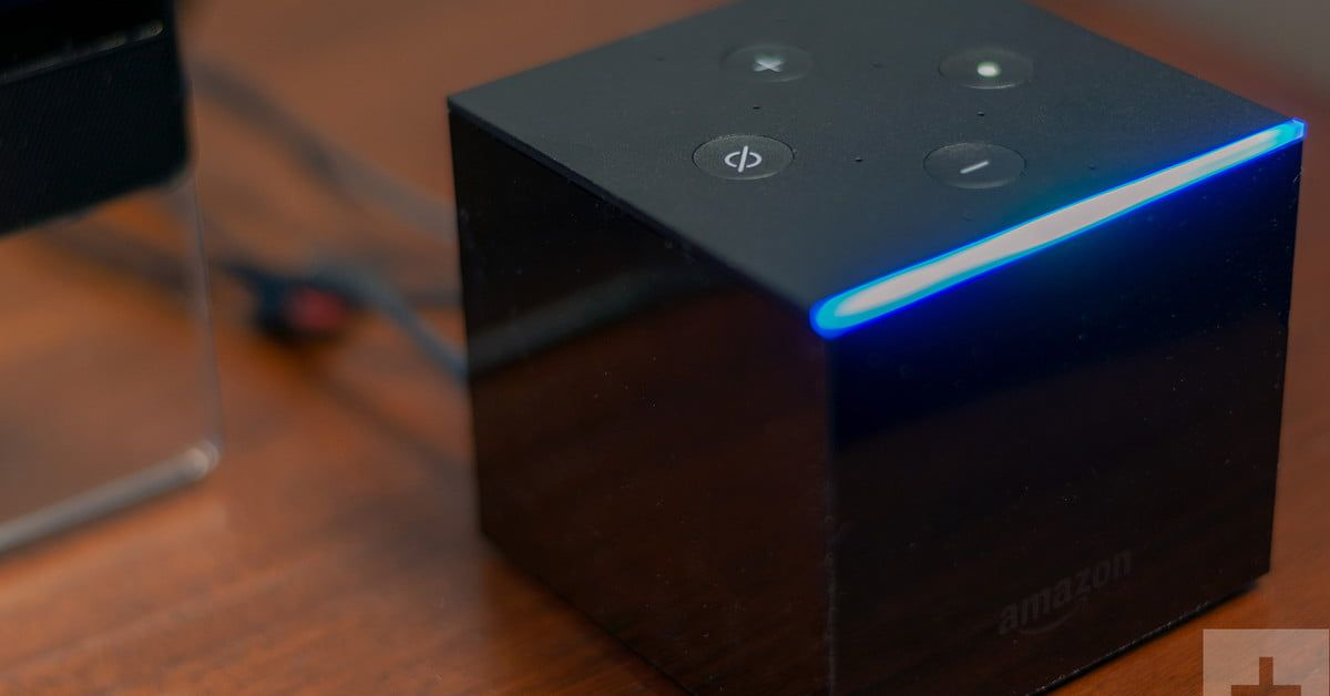 Get 35 Off An Amazon Fire Tv Cube With Trade In Deals Amazon