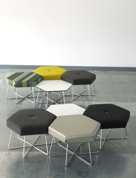 naughtone // pollen stool and table | Diseños | Pinterest | Bancos y ...