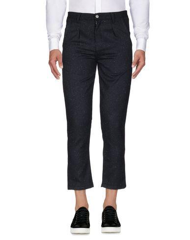ANERKJENDT Men's Casual pants Dark blue XL INT