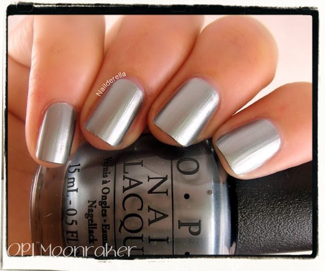 OPI Moonraker. Want!