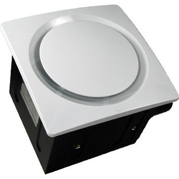 Super Quiet 80 CFM Bathroom Ventilation Fan Master bath remodel