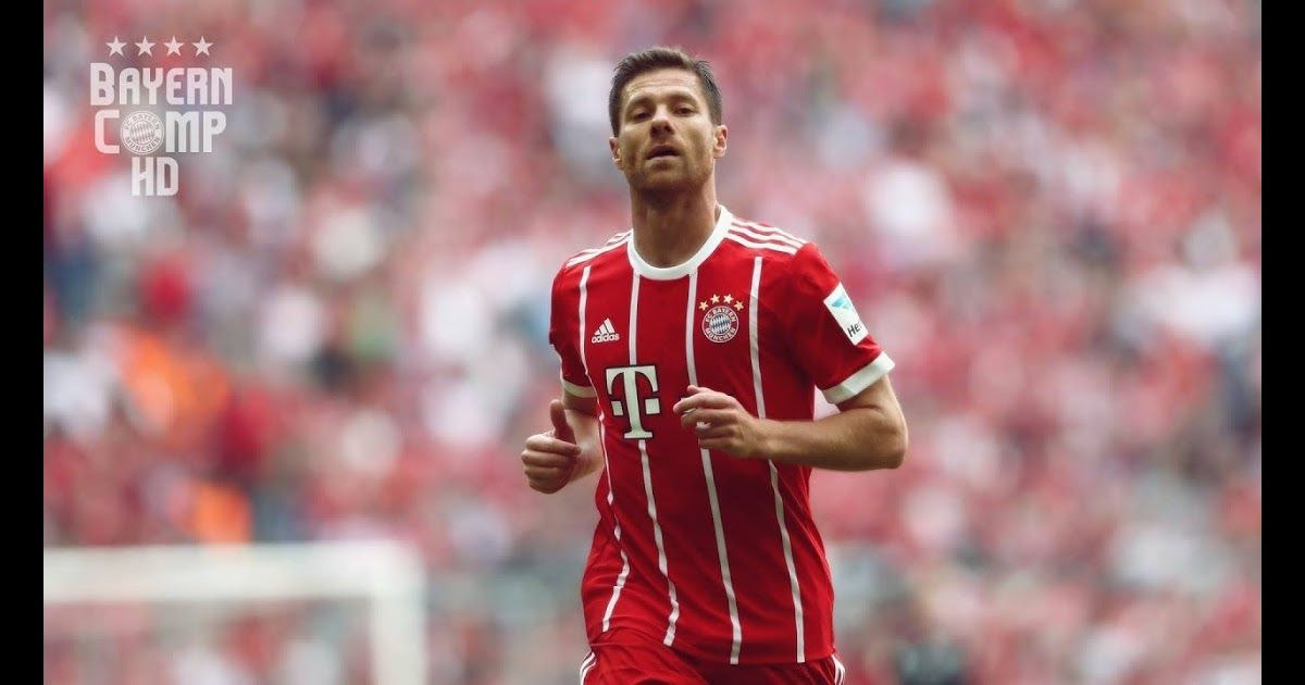 Xabi Alonso Playing For Bayern Against Cska Moscow In 2014 Xabi Alonso Came To Say Hello During Our Final Sess Bayern Xabi Alonso Spain National Football Team