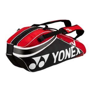 Pro Series Bag On Sportsjam In Yonex Sunr 9326p Bt6 Badminton Kit Bag Red Racquet Bag Tennis Bag Bags