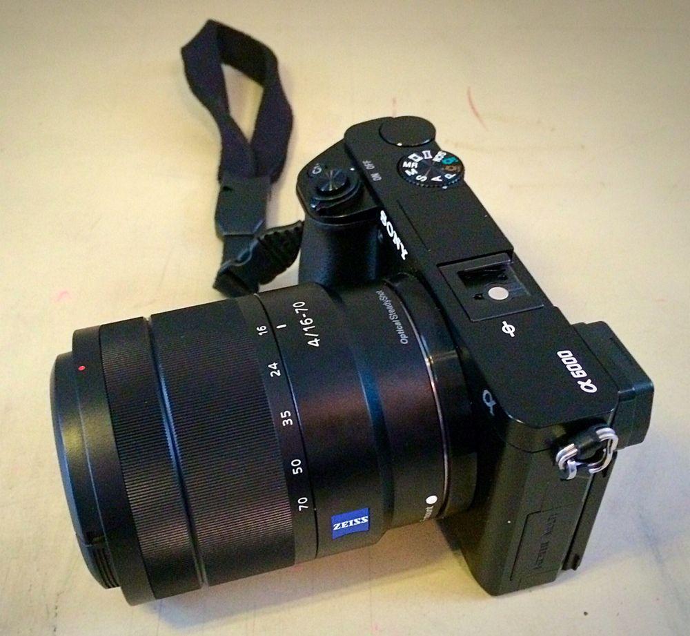 Sony A6000 With 16 70mm Lens Sony Photography Sony A6000 Fujifilm Camera