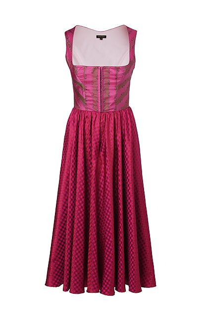 Escada - Kleid Darca | Tracht | Pinterest | Dirndl, Fashion ...