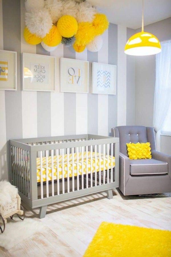 Wenn Sie Neugierig Sind, Zu Erfahren, Wie Man Ein Babyzimmer Komplett  Gestalten Kann, Werfen Sie Einen Blick Auf Unsere 45 Wunderbare Fotos Ein.