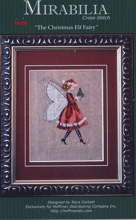 The christmas elf fairy 1/3