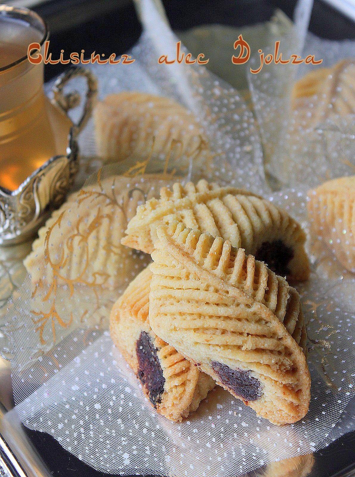 recette makrout alg rien pinc au four gateaux algeriens food biscuits et cookies. Black Bedroom Furniture Sets. Home Design Ideas