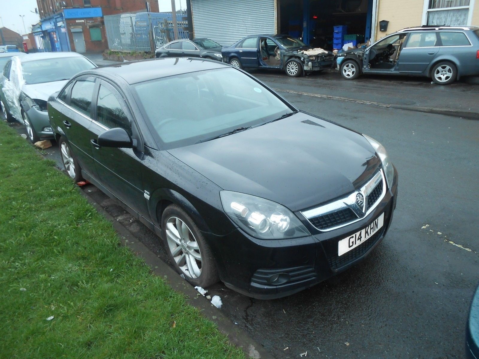 eBay: Vauxhall Vectra C 1.9 cdti manual breaking for parts & spares  #carparts #