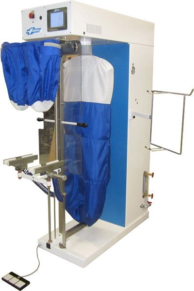 Fimas Srl Products For Laundries Vacuum Blowing And Steaming