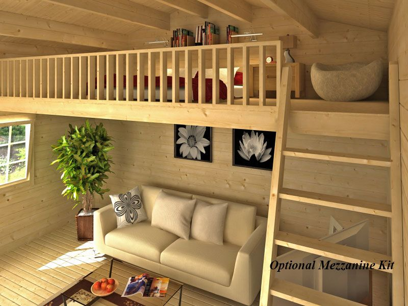 Nordica Cabin Kit *Loft 2!, Put together and Cabin kits