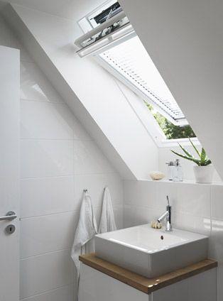 Badezimmer mit Schwingfenster GGU Homeu003c3 Pinterest Cottage - spots für badezimmer