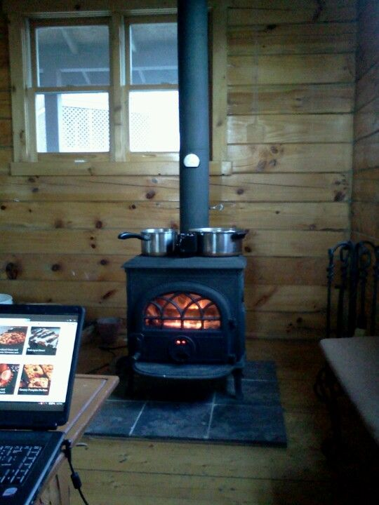 Learning To Cook On Our Cabin Wood Stove High Country