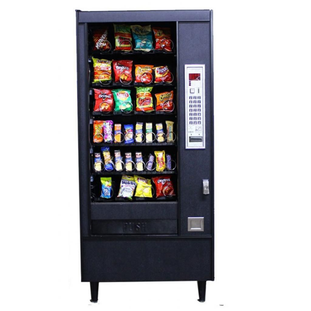 Automatic Products 6600 Snack Machine Vending Machine Snacks