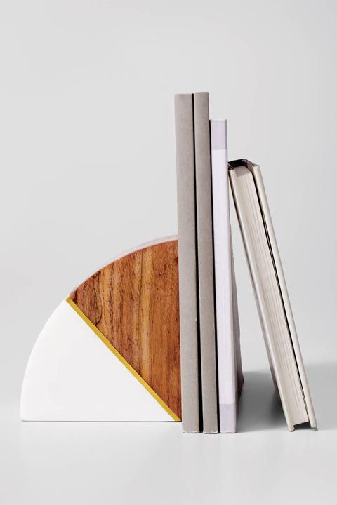 15 Of The Most Amazing Items From Target S New Modern Home Line Wood Bookends Project 62 Bookends