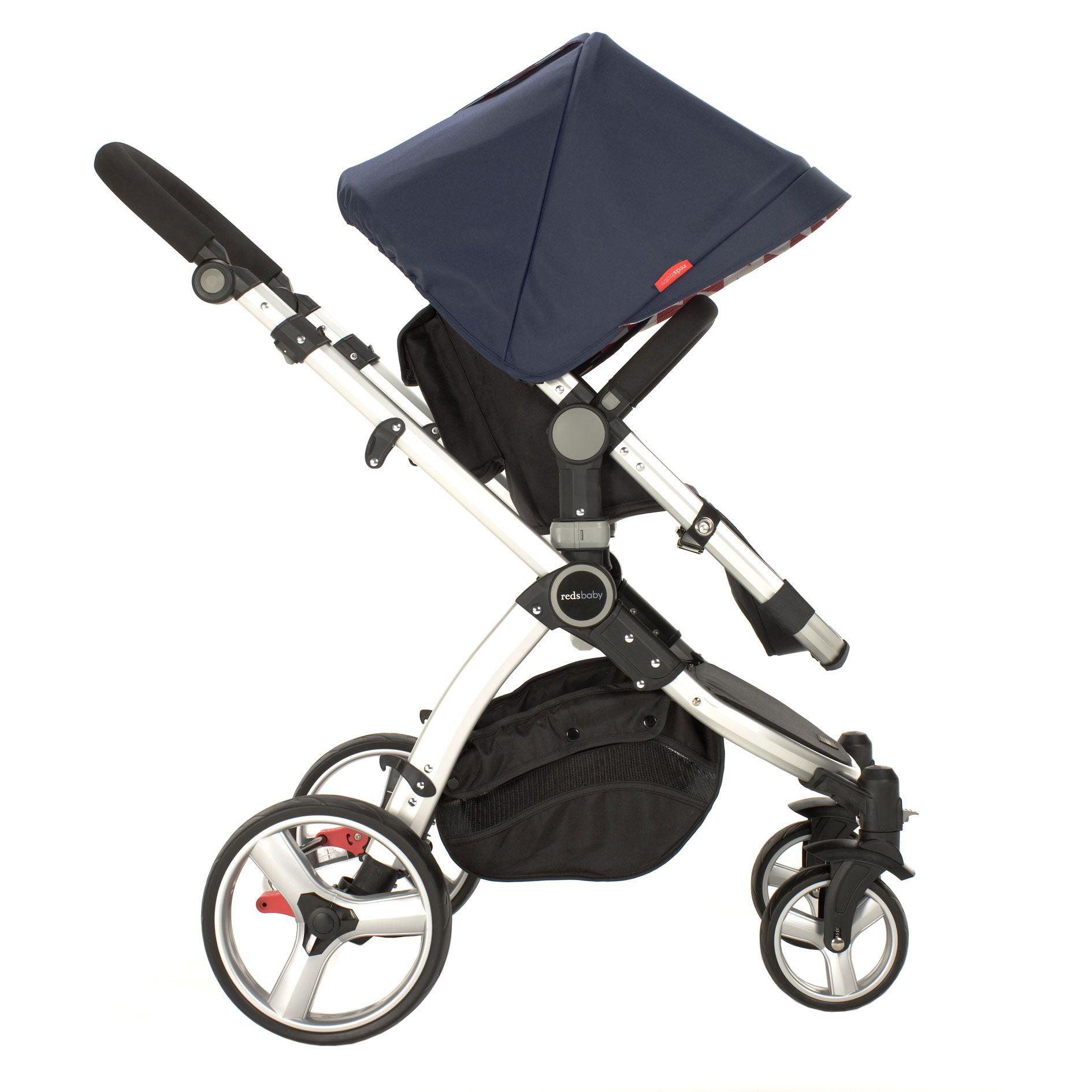 Redsbaby Bounce The Utlimate AllInOne Stroller/ Pram