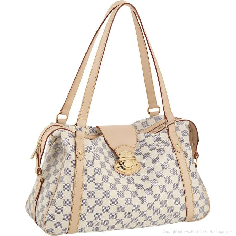 e661d55d7f Louis Vuitton Stresa PM Handbag – Damier Azur Canvas   Bags, Taschen,  Cantalar   Outlet