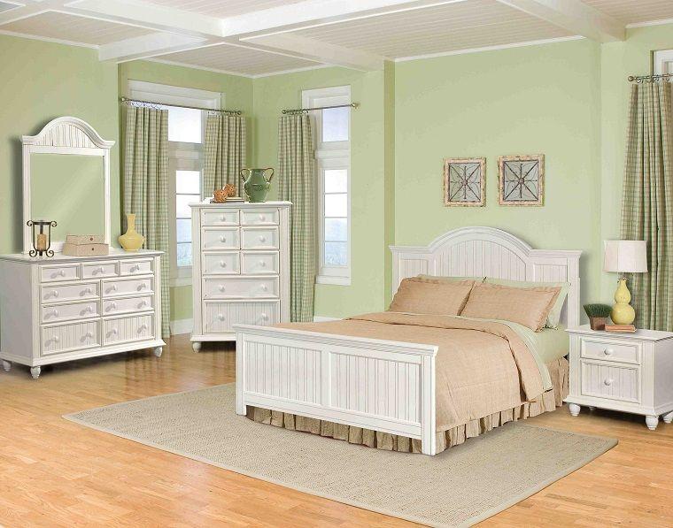 Camera Da Letto Romantica Bianca : Camera da letto bianca stile romantico interior design camera