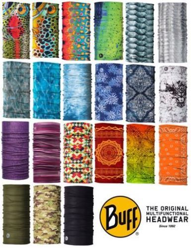 Buff UV Tubular Headwear - Great for Fishing, Hiking, Camping, and other Outdoor