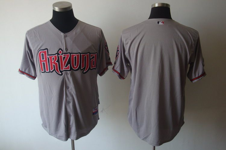 Coupon For Arizona Diamondbacks Grey MLB Custom Jerseys