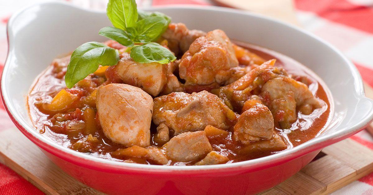 ايدام دجاج هندي Recipe Chicken Provence Recipe Mexican Chicken Stew Recipes