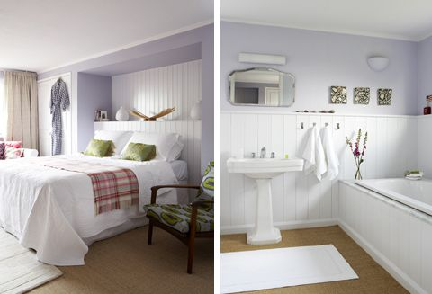 Bedroom Ensuite Designs Stunning Lilac Bedroom  Relax In Lovely Lilac Calmness With Crisp Decorating Design