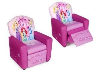 Kinder Relax Stoel.Prinsessenstoel Van Disney Princess Heerlijke Relax Kinder Fauteuil