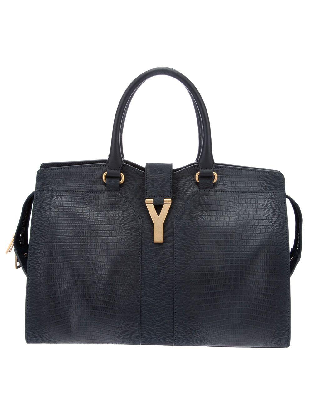 Yves Saint Laurent Bolsa Preta. - Stefania Mode - farfetch.com.br