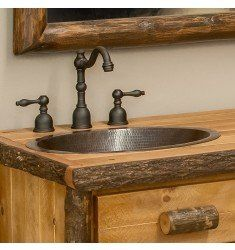 Photo of Copper Sink & Faucet Package