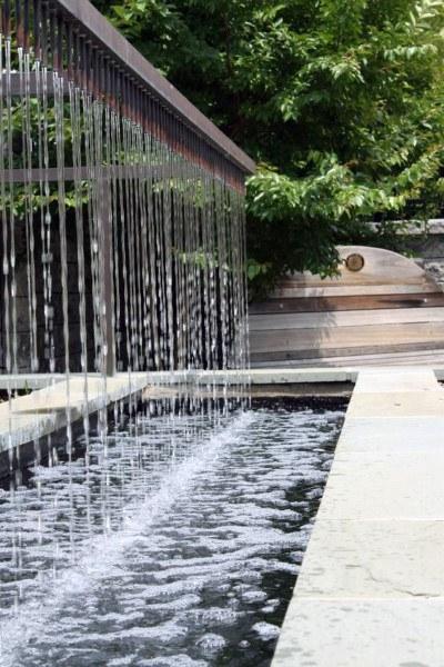 Top 70 Best Backyard Waterfalls Water Feature Design Ideas Fountains Backyard Waterfalls Backyard Water Fountains Outdoor