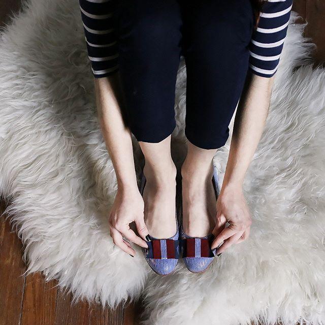 Te gusta usar ballerinas todo el año? Tenemos unas especiales para vos. Www.victoriahache.com.ar #flats #ballerinas #shoes #romanticshoes #misvh