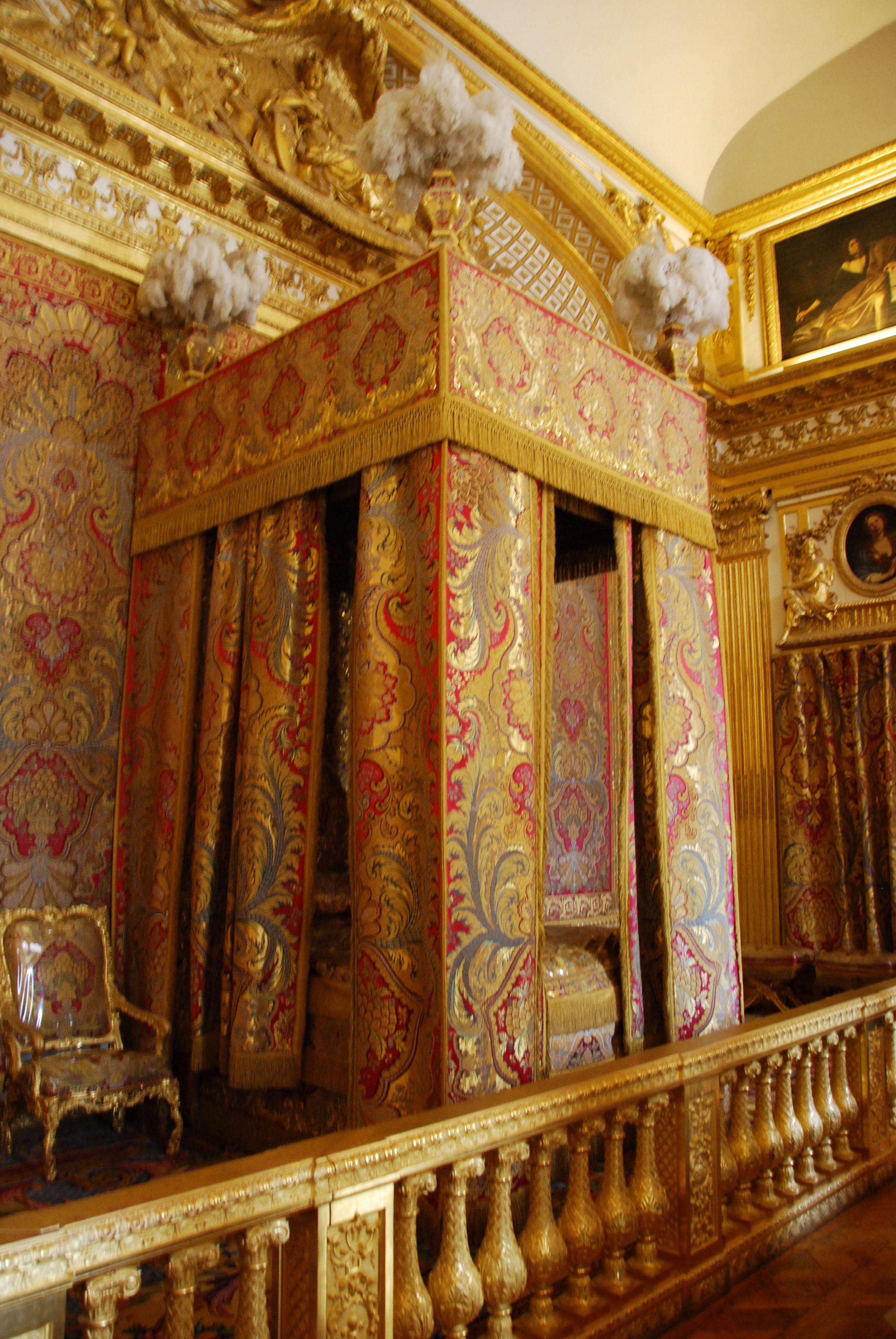 la chambre du roi king 39 s bedroom versailles you should visit it on