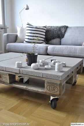 Table Basse Palette Top 69 Des Idées Les Plus Originales En 2019