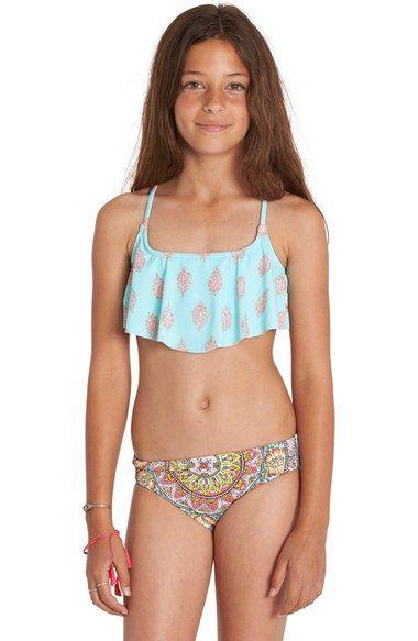 Billabong Samsara Two-Piece Swimsuit (Little Girls & Big Girls) available  at #
