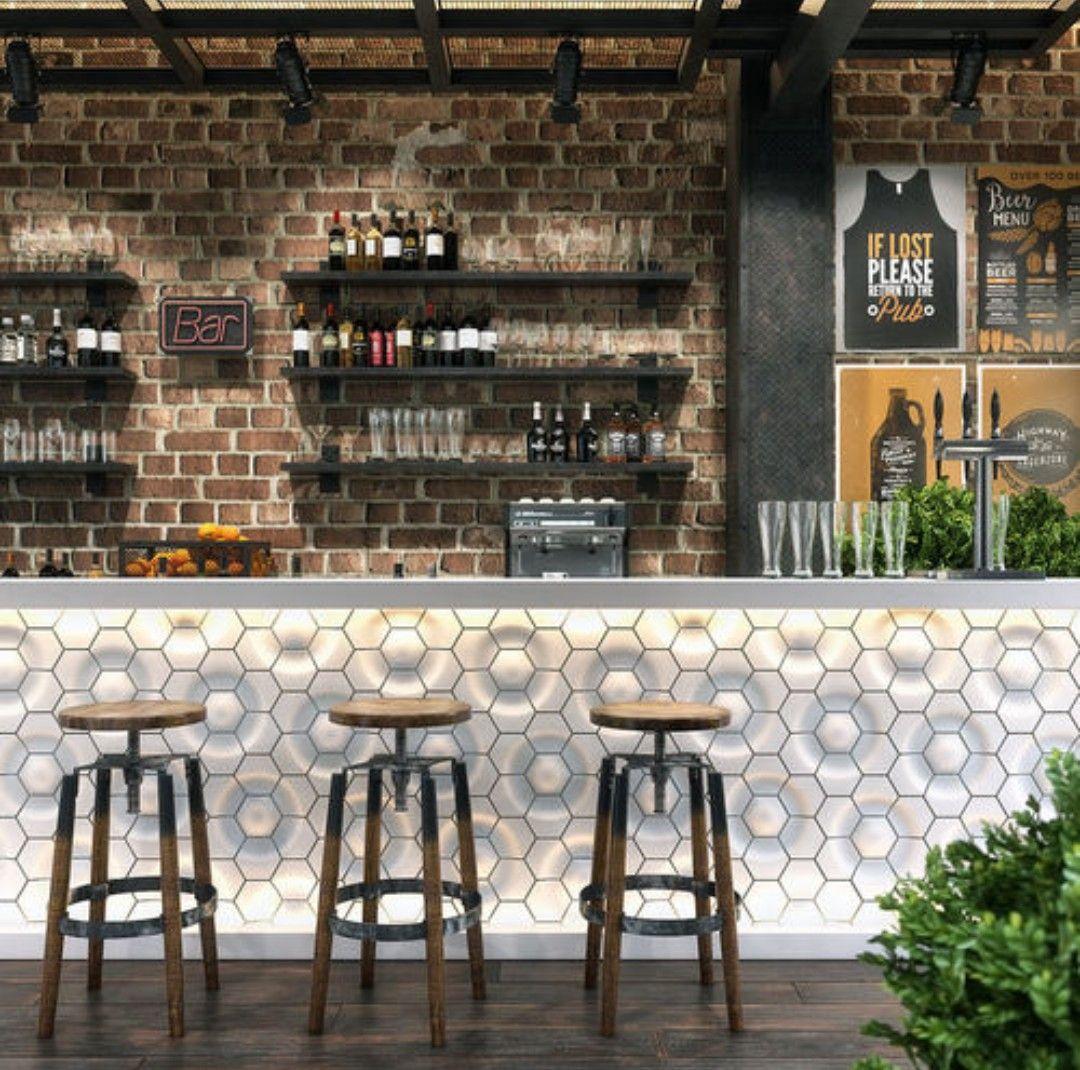 Etagere Sur Mur En Brique Épinglé par mathieu camillieri sur bar à bière chez lulu