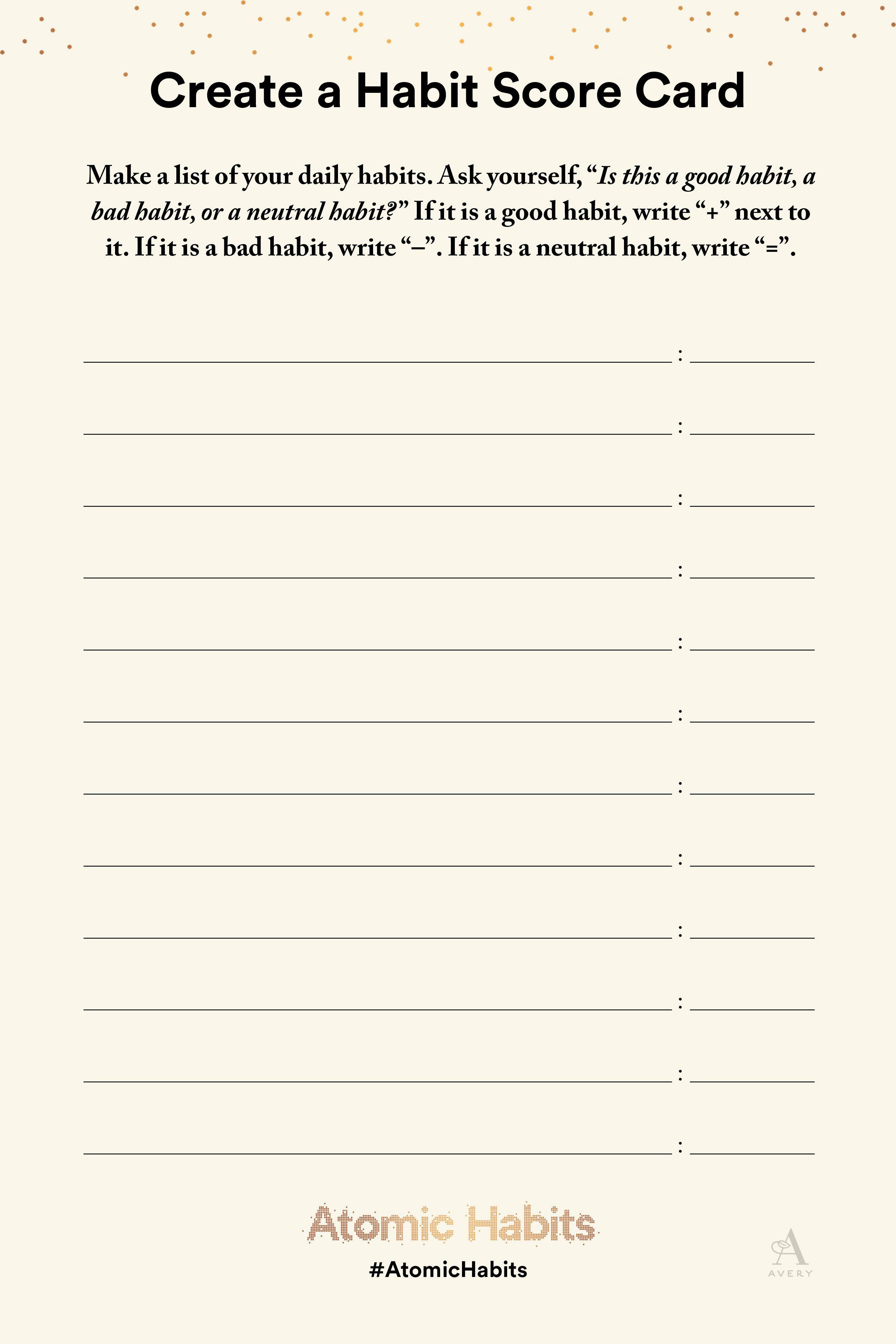 Atomic Habits By James Clear 9780735211292 Penguinrandomhouse Com Books Habit Quotes Good Habits Journal Writing Prompts