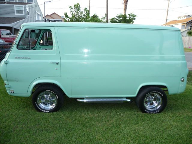 1965 Ford Econoline Hippie Van For Sale Photos Technical