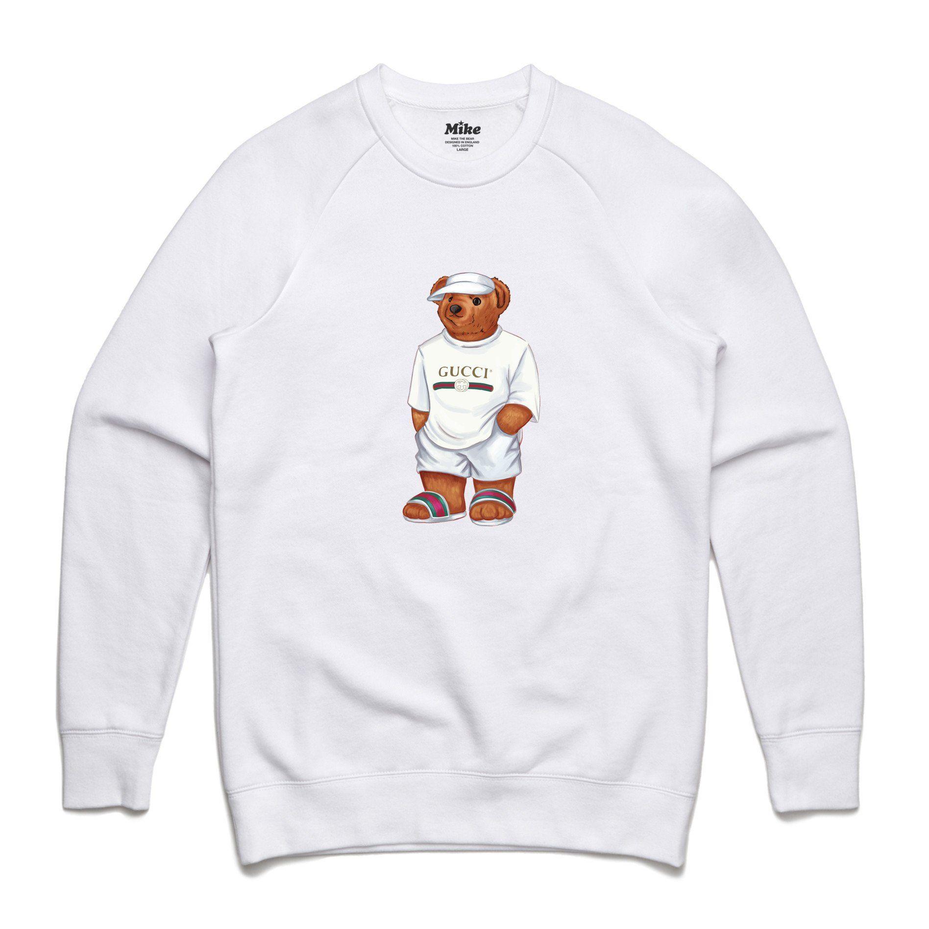 7cdf59d0295 This Bear Wears Gucci