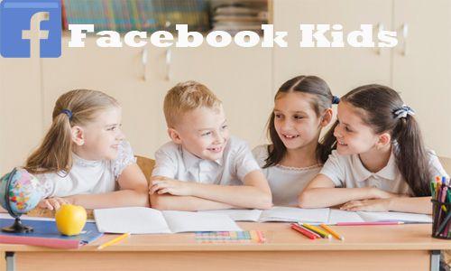 Facebook Kids Messenger Kids Download Kids app, Kids
