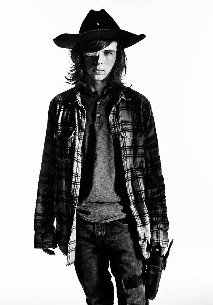 The Walking Dead Season 7 The Walking Dead Season 7 Carl