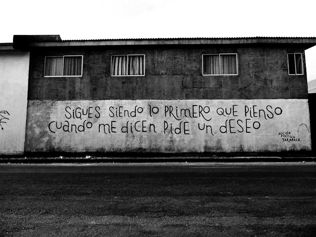 Hora Local De Mi Ciudad 14 14 Pide Un Deseo Somos Poesia En Facebook Somos Poesia En Twitter Frases Accion Poetica Poesia Urbana Poetica