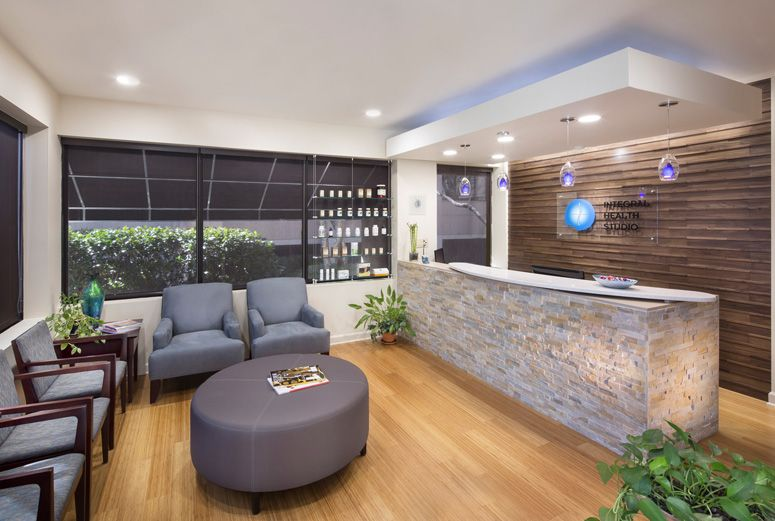 Public Clinic Life University Office Design A Case Study Chiropractic Office Design Medical Office Decor Waiting Room Design