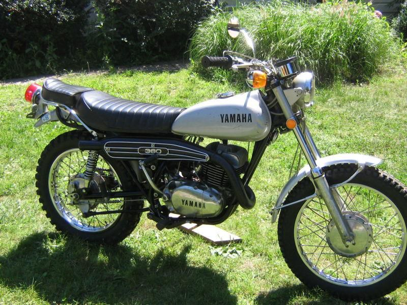 1972 Yamaha Rt 1 Rt1 Rt 1 360 Dt 360 Enduro For Sale On 2040motos Enduro Motorcycle Yamaha Motorcycle